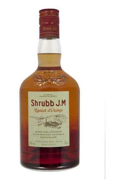 JM Shrubb Orange