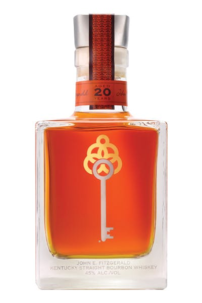 John E. Fitzgerald Very Special 20 Year Old Straight Bourbon Whiskey