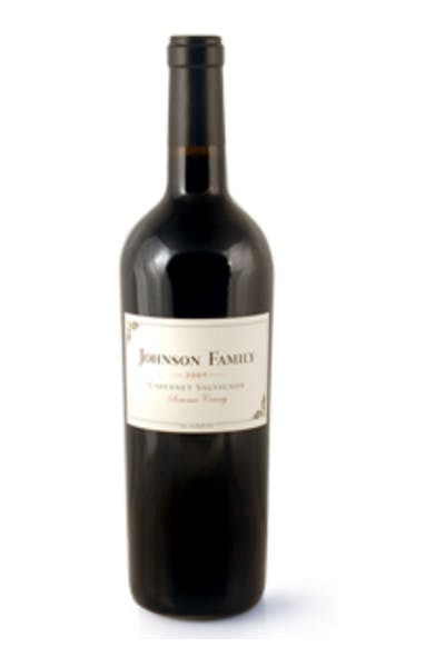 Johnson Family Cabernet Sauvignon