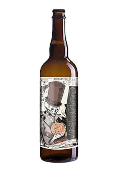 Jolly Pumpkin Monkish Brewing Cucurbitophobia