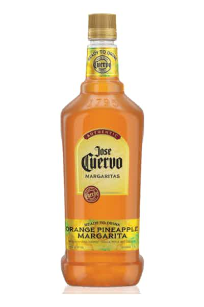 Jose Cuervo Authentic Orange Pineapple Margarita