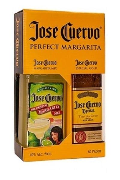 Jose Cuervo Margarita Set