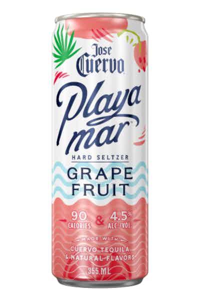Jose Cuervo Playamar Tequila Seltzer Grapefruit