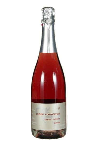 Josep Foraster Trepat Rosé Cava Brut
