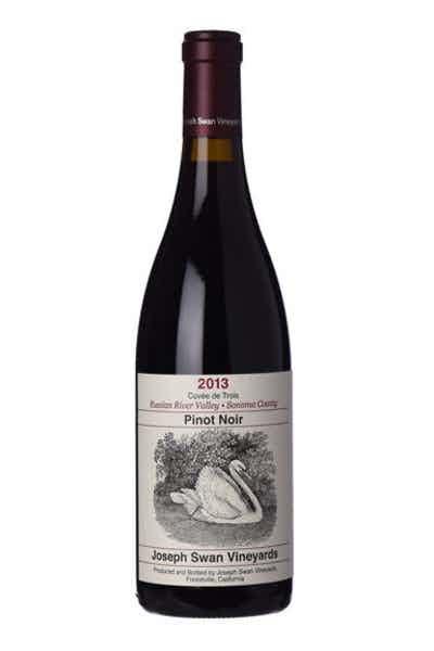 Joseph Swan Cuvee deTrois Pinot Noir