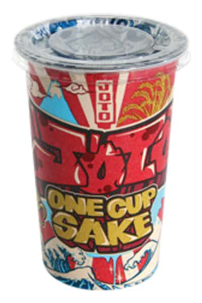 Joto Sake One Cup