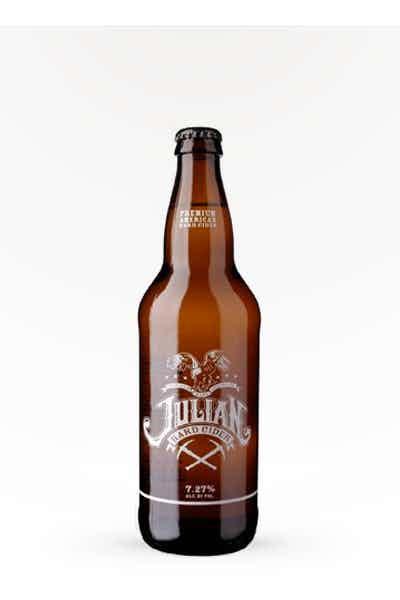 Julian Harvest Apple Cider