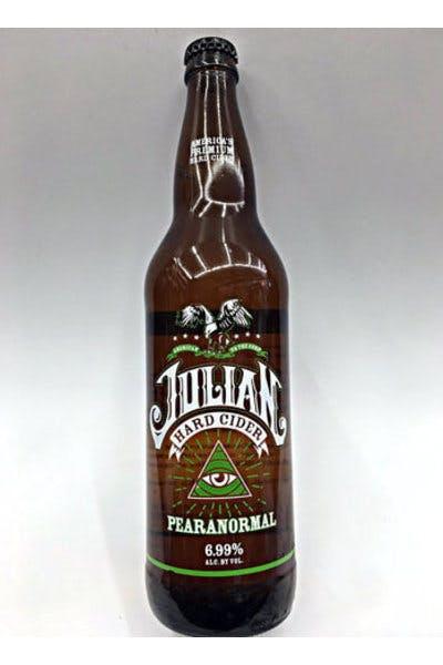 Julian Pearanormal