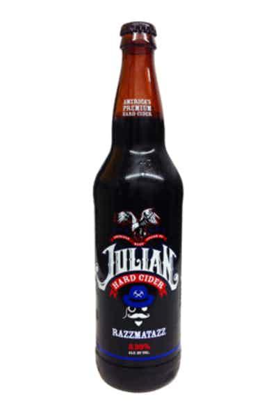 Julian Razzmatazz Raspberry Cider