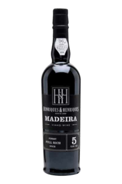 Justino Henriques Madeira Full Rich