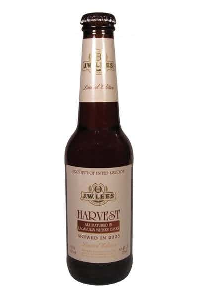 J.W. Lees Harvest Ale Lagavulin Cask
