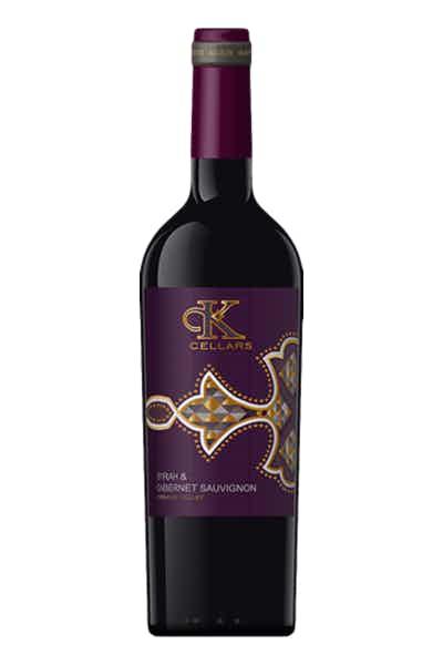 K Cellars Syrah & Cabernet Sauvignon