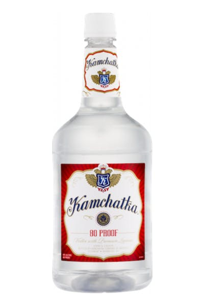 Kamchatka Vodka
