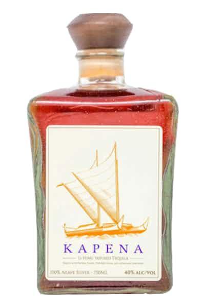 Kapena Li Hing Infused Tequila