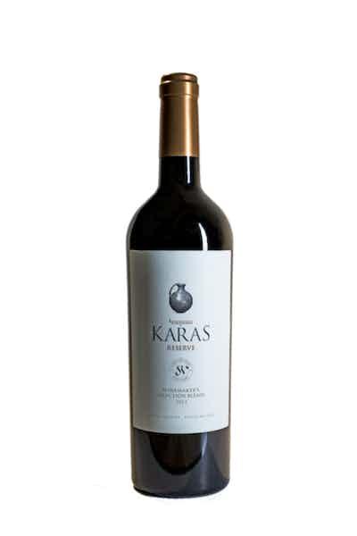Karas Winemaker's Selection Blend Reserve