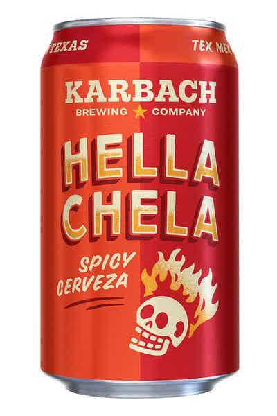Karbach Brewing Co. Hella Chela