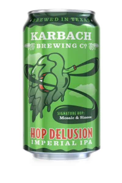 Karbach Brewing Co. Hop Delusion OG