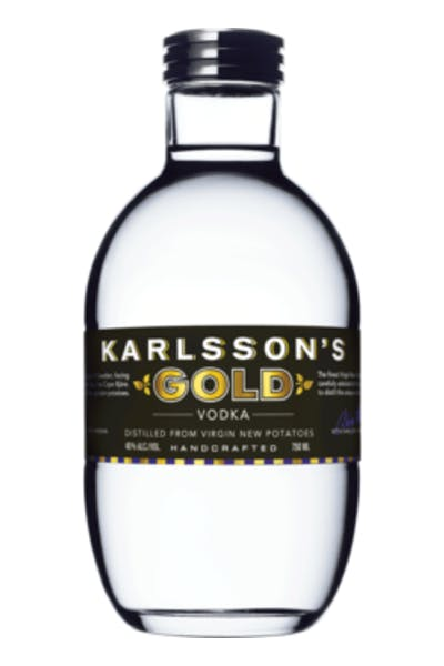 Karlsson's Vodka Gold