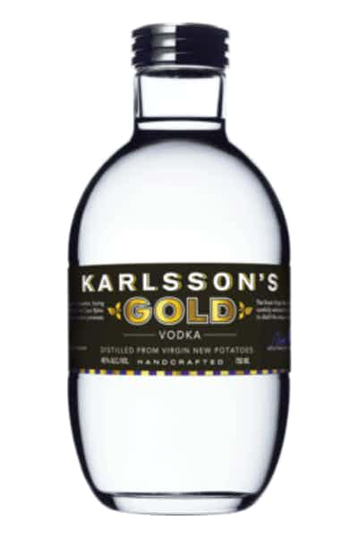 Karlsson's Vodka Gold