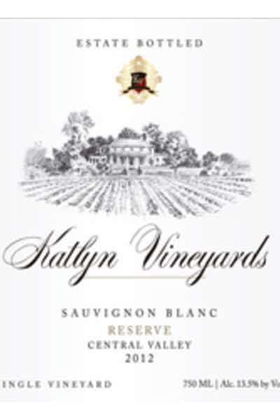 Katlyn Vineyards Sauvignon Blanc