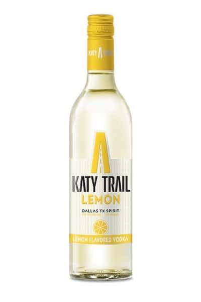 Katy Trail Lemon Flavored Vodka