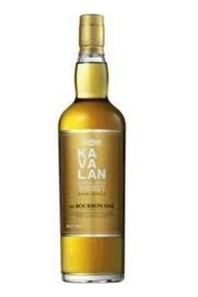 Kavalan Solist Ex Bourbon Oak Single Malt Whiskey