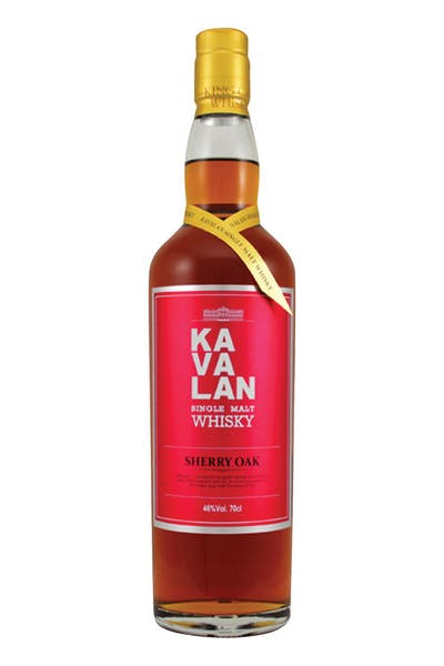 Kavalan Whisky Sherry Oak