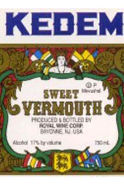 Kedem Kosher Sweet Vermouth
