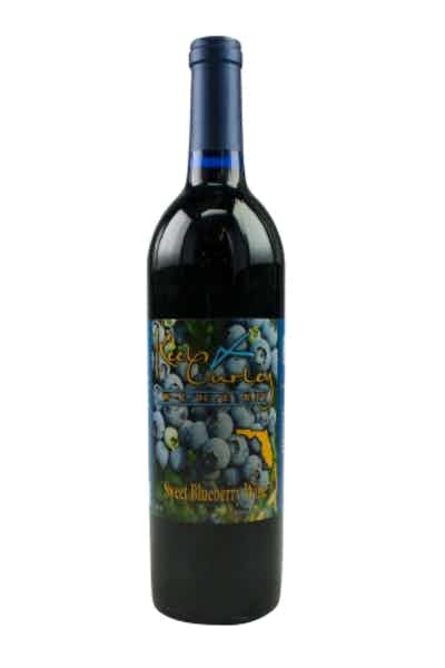 Keel & Curley Sweet Blueberry Wine