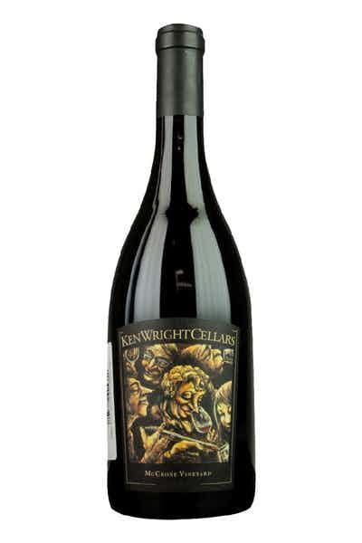 Ken Wright Pinot Noir Mccrone