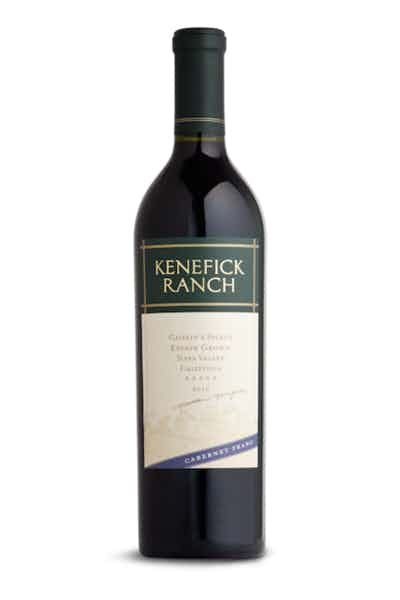 Kenefick Ranch 2012 Cabernet Franc