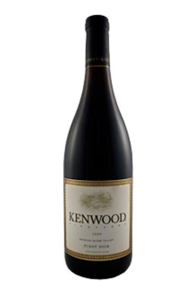 Kenwood Pin Noir Sonoma Rus Riv 2012