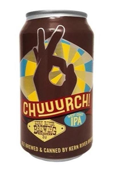 Kern River Brewing Chuuurch! IPA