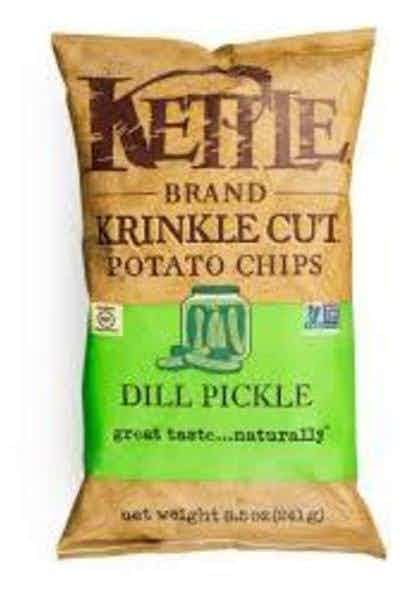 Kettle Chips Dill Pickle