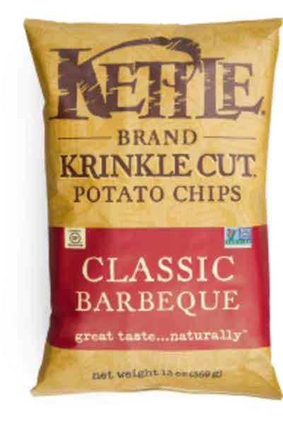 Kettle Classic Barbeque Potato Chips