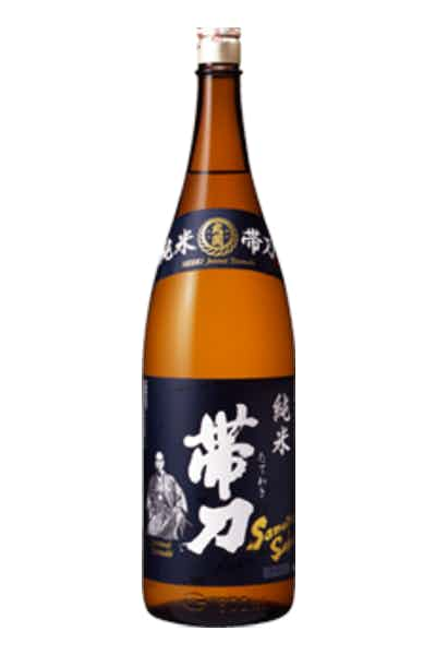 Kikuisami 36 Samurai Junmai Sake