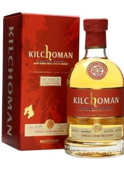 Kilchoman Single Cask Oloroso Sherry Aged Single Malt Scotch Whisky