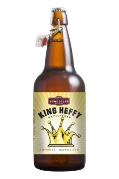 King Heffy Heffeweizen Recy