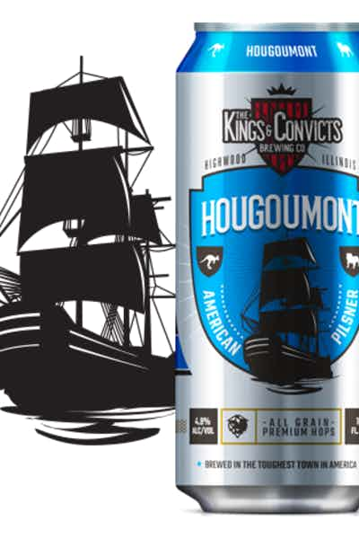 Kings & Convicts Hougoumont American Pilsner