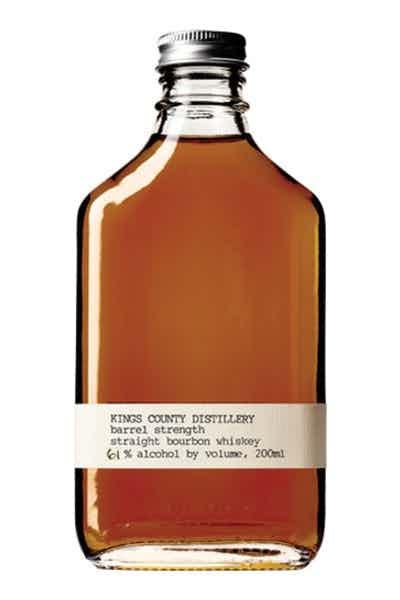 Kings County Distillery Barrel Strength Bourbon