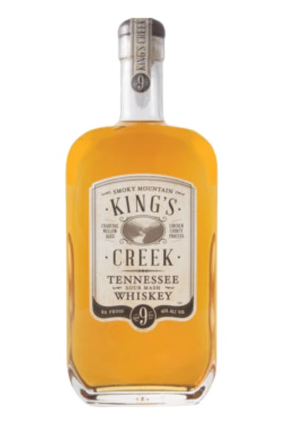 King's Creek 9 Year Tennessee Whiskey
