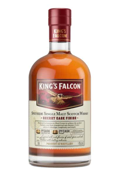 Kings Falcon Sherry Cask Finish Single Malt Scotch