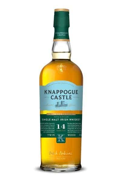 Knappogue Castle Irish Whiskey Single Malt 14 Year