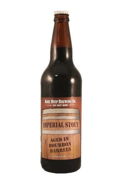 Knee Deep Bourbon Barrel Aged Imperial Stout