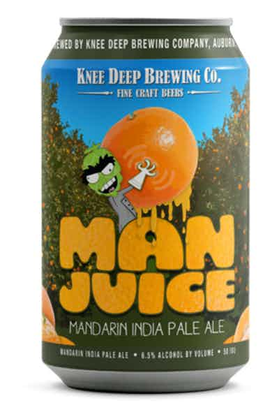 Knee Deep Man Juice IPA