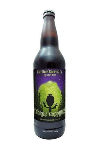 Knee Deep Midnight Hoppiness Black IPA