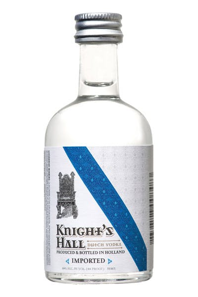 Knight's Hall Vodka