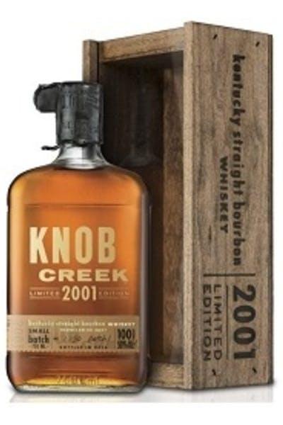 Knob Creek Limited Edition Batch #3