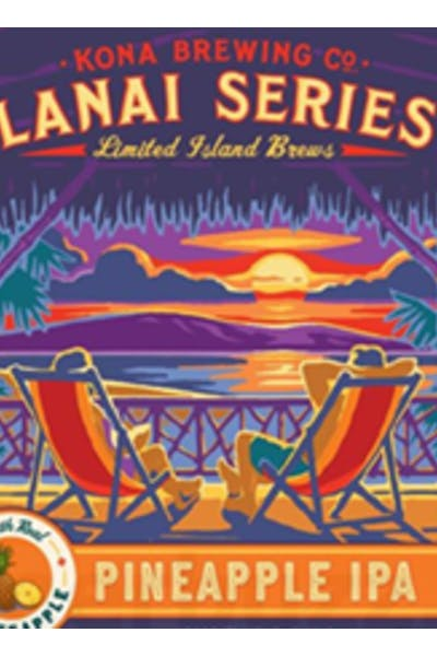 Kona Lanai Pineapple IPA [DISCONTINUED]