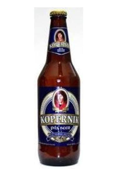 Kopernik Pilsner Beer